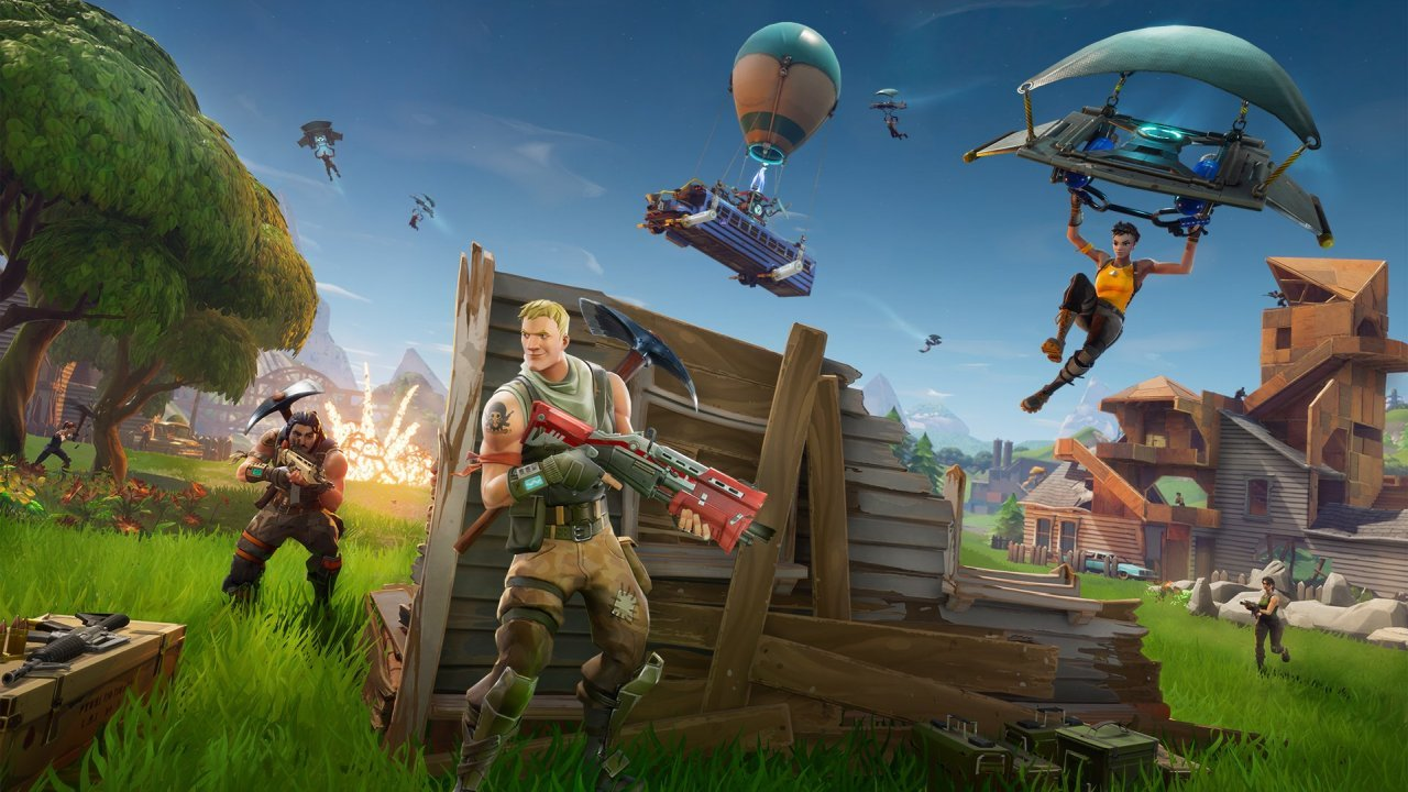 2661f5029 Play Fortnite Battle Royale online in a cloud