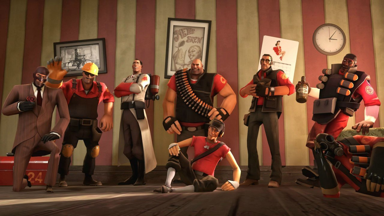 Play Team Fortress 2 game online | Vortex Cloud Gaming
