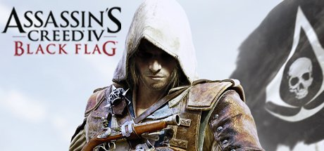 Cover Assassin's Creed IV Black Flag
