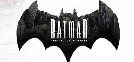 Cover Batman - The Telltale Series