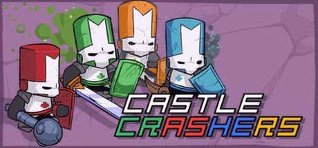 Cover: Castle Crashers