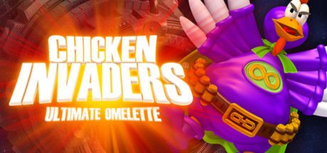 Cover Chicken Invaders 4