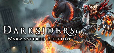 Cover: Darksiders Warmastered Edition