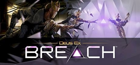 Cover Deus Ex: Breach