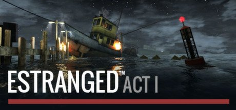 Cover Estranged Act I