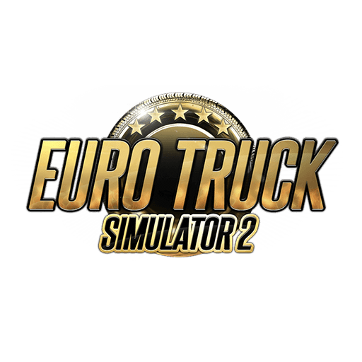 Play euro truck simulator 2 online - logo image