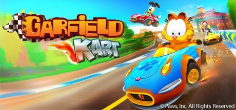 Cover Garfield Kart
