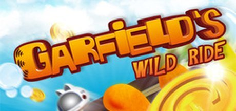 Cover Garfield Wild Ride