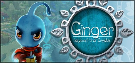 Cover Ginger: Beyond The Crystal