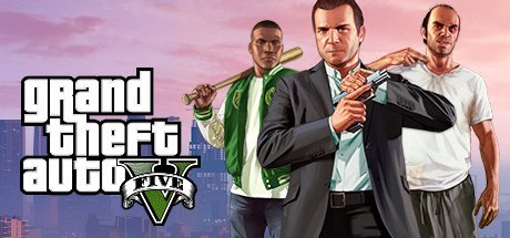 Cover Grand Theft Auto V (GTA 5)