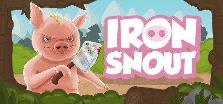 Cover: Iron Snout