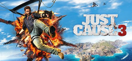 Cover Just Cause 3