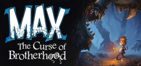 Cover: Max: The Curse of Brotherhood