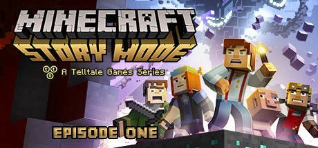 Cover: Minecraft: Story Mode - A Telltale Games Series