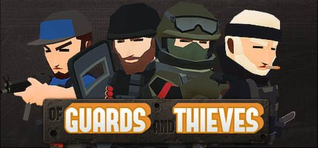 Cover Of Guards And Thieves