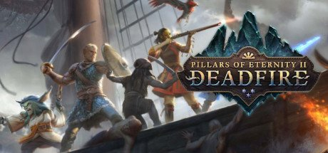 Cover Pillars of Eternity II: Deadfire