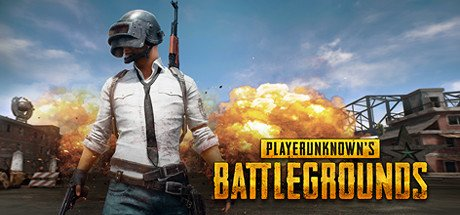 Cover: PLAYERUNKNOWN'S BATTLEGROUNDS