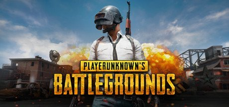Cover PLAYERUNKNOWN'S BATTLEGROUNDS (PUBG)