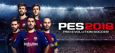 Cover Pro Evolution Soccer 2018 (PES 2018)