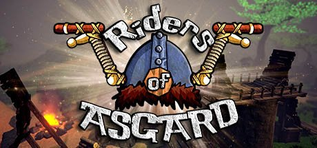 Cover: Riders of Asgard