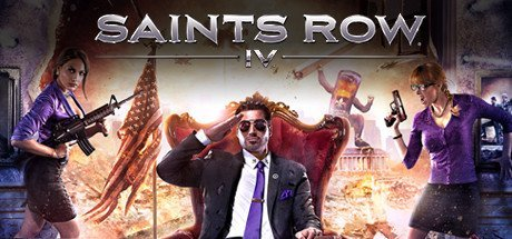 Cover Saints Row 4