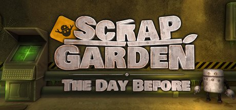 Cover: Scrap Garden - The Day Before