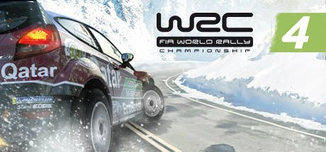 Cover WRC 4 FIA World Rally Championship