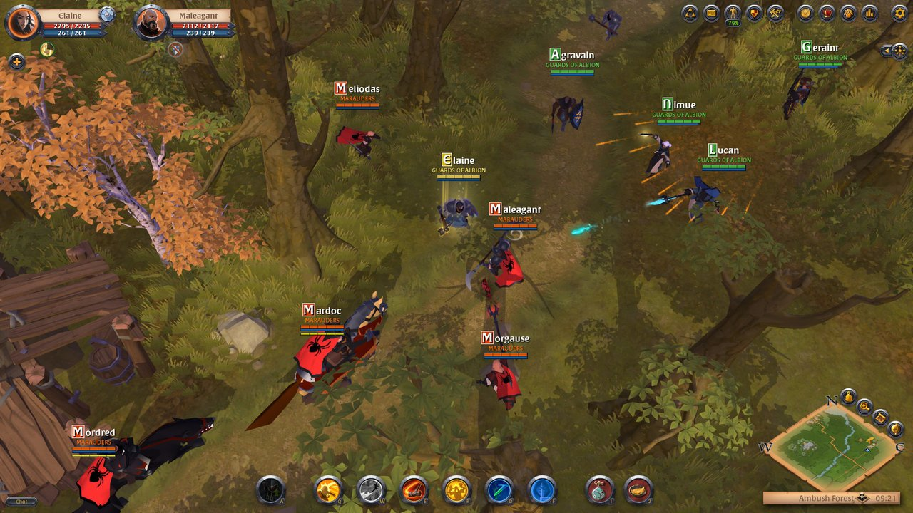 Albion Online on Vortex game screenshot 1