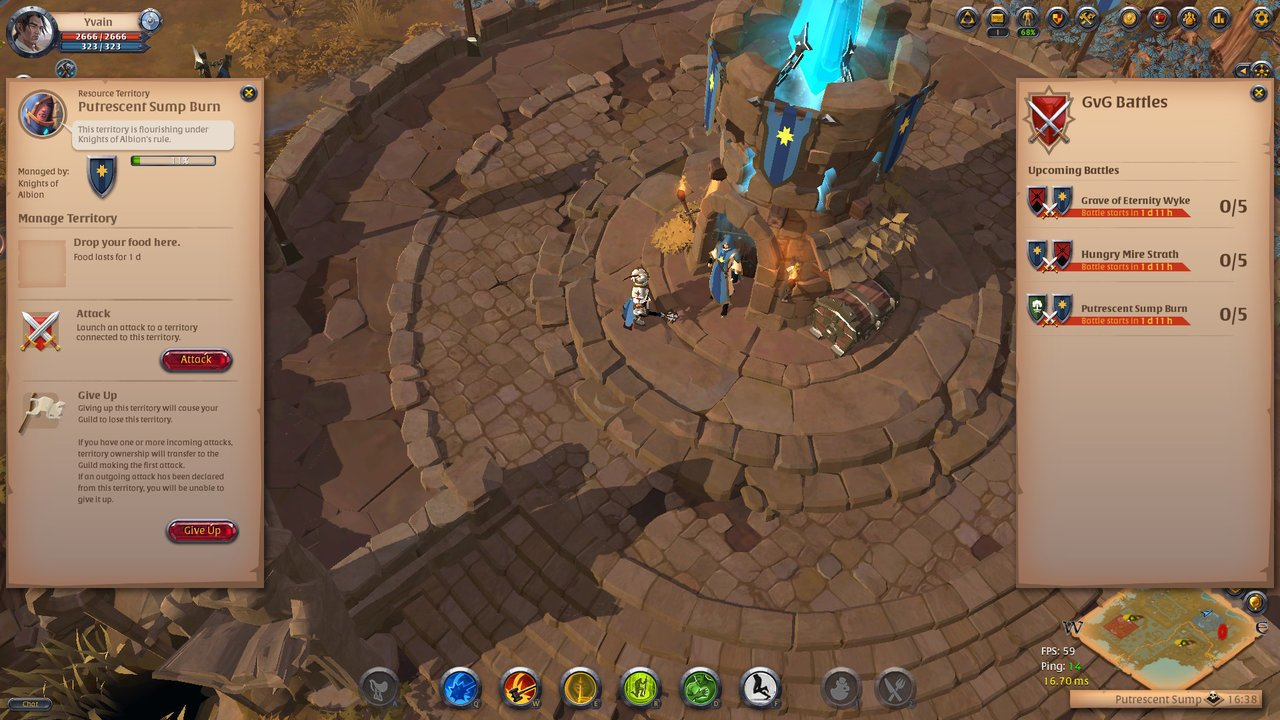 Albion Online on Vortex game screenshot 4
