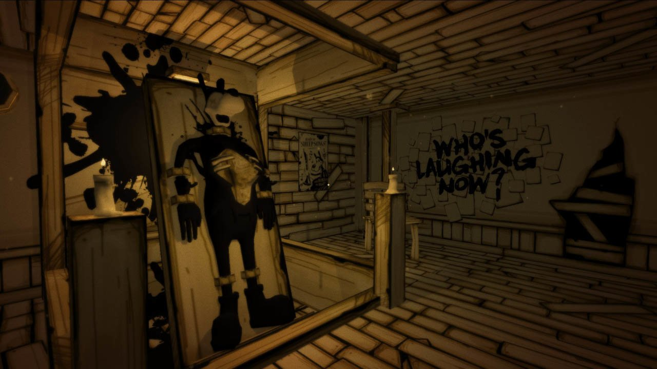bendy and the ink machine no download