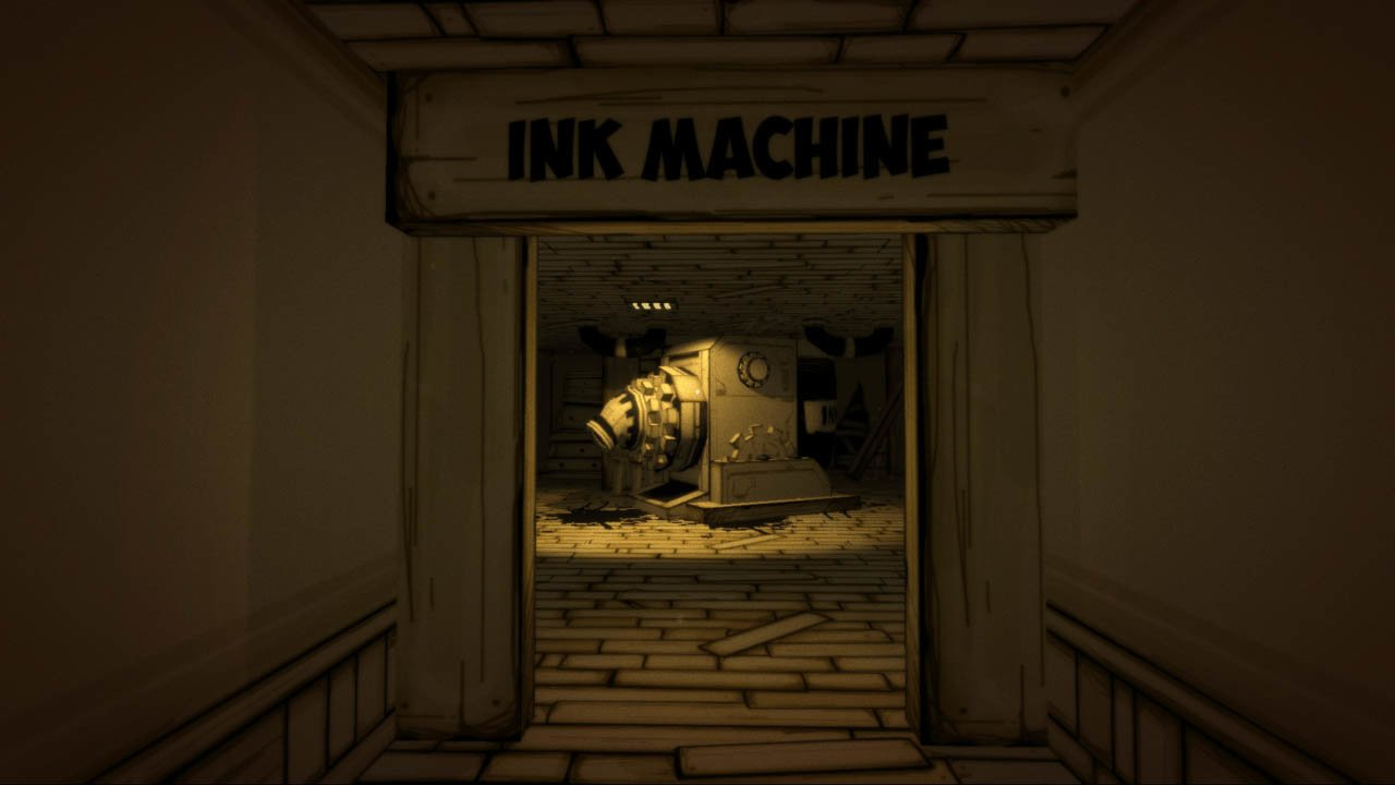 bendy and the ink machine browser