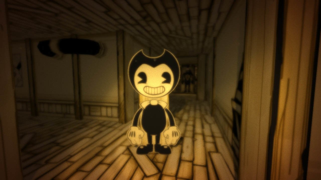 Play in browser - Bendy and the Ink Machine - Vortex