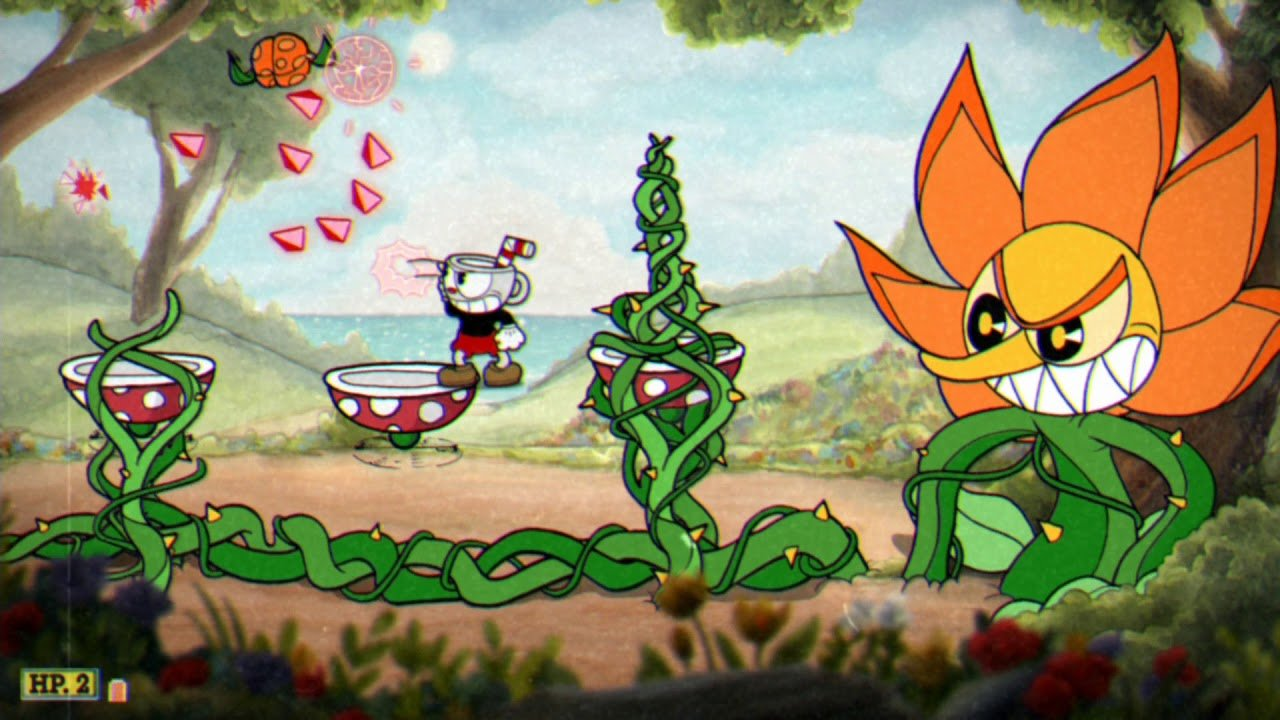 Play cuphead - screenshot 2