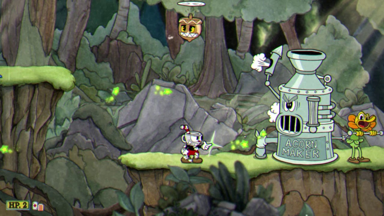 Play cuphead online - screenshot 3