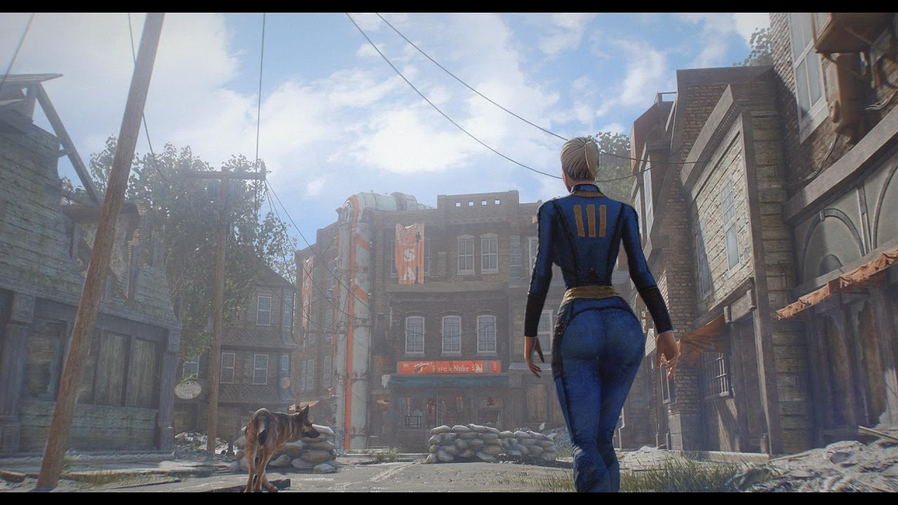 fallout 4 game screenshot 2