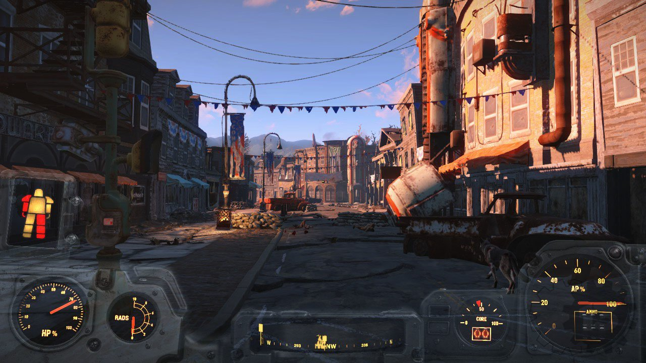 fallout 4 online screenshot 3