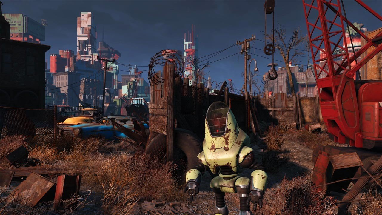 fallout 4 game screenshot 4