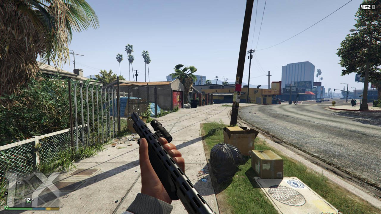 GTA 5 online game - screenshot 1