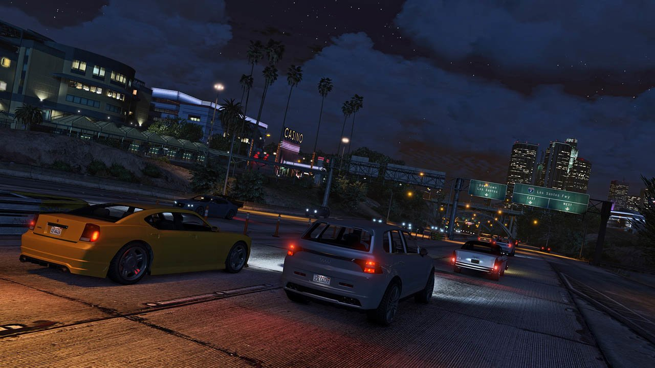 GTA 5 online game - screenshot 2