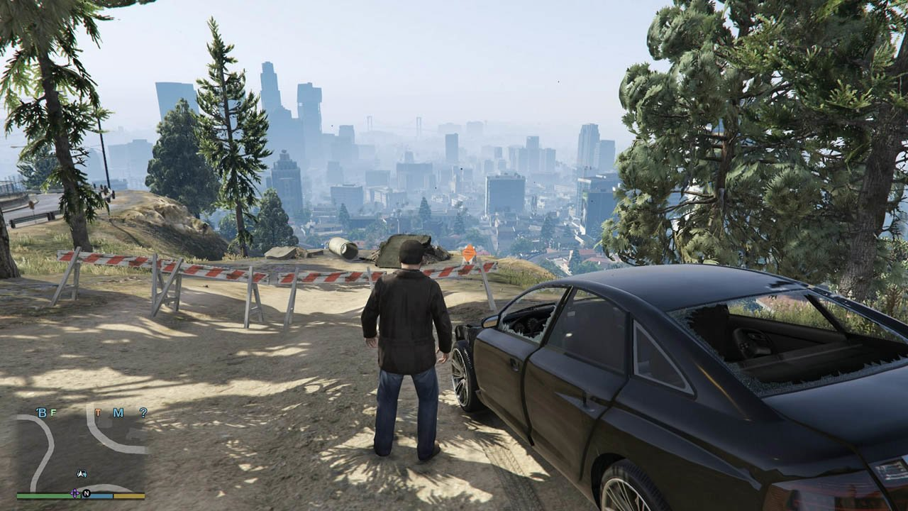 GTA 5 online game - screenshot 3
