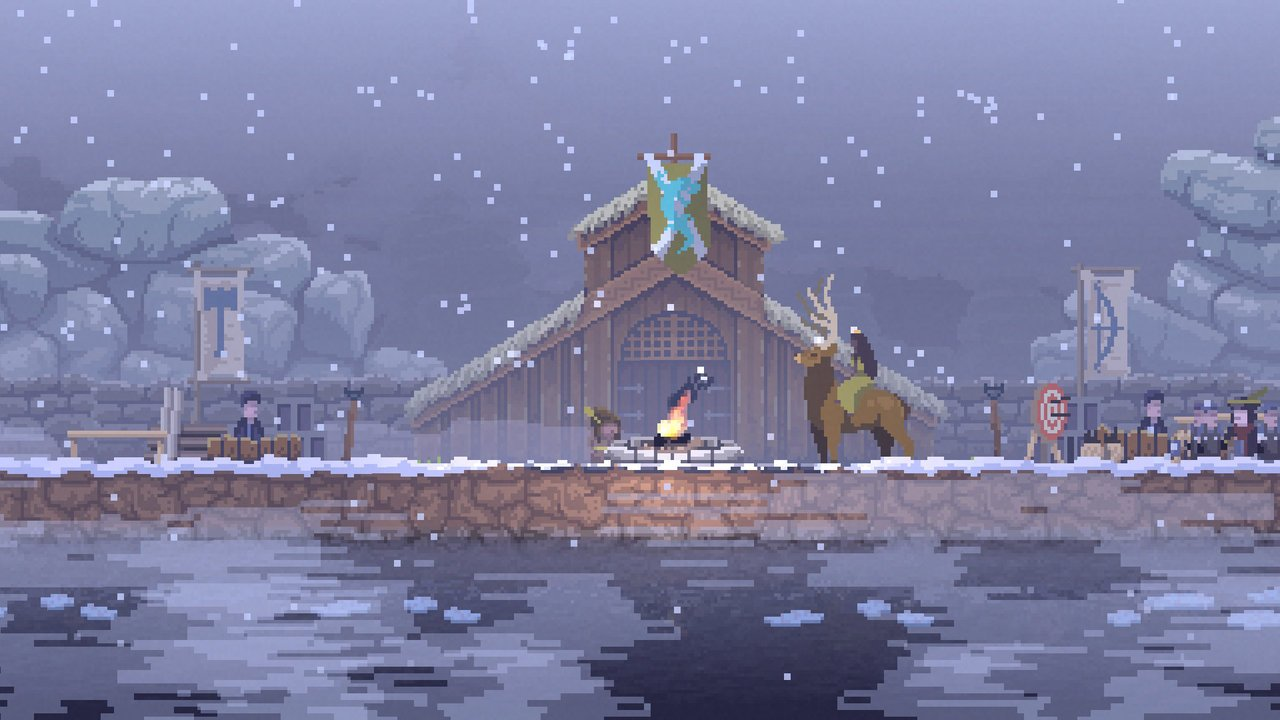 Kingdom: New Lands - EPIC - Screenshot 1