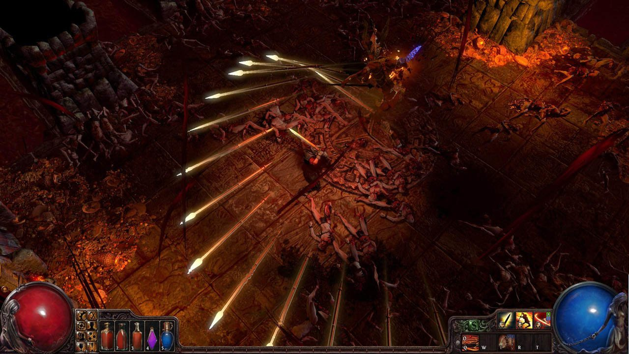 Path of Exile game - screenshot 1