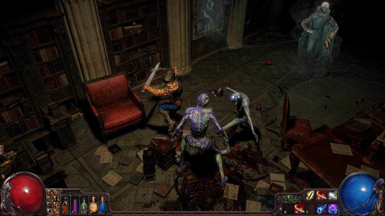 Path of Exile game - screenshot 2