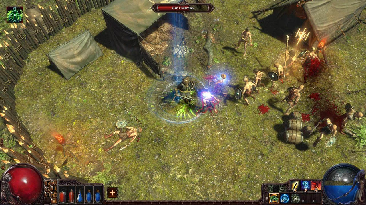 Path of Exile game - screenshot 4