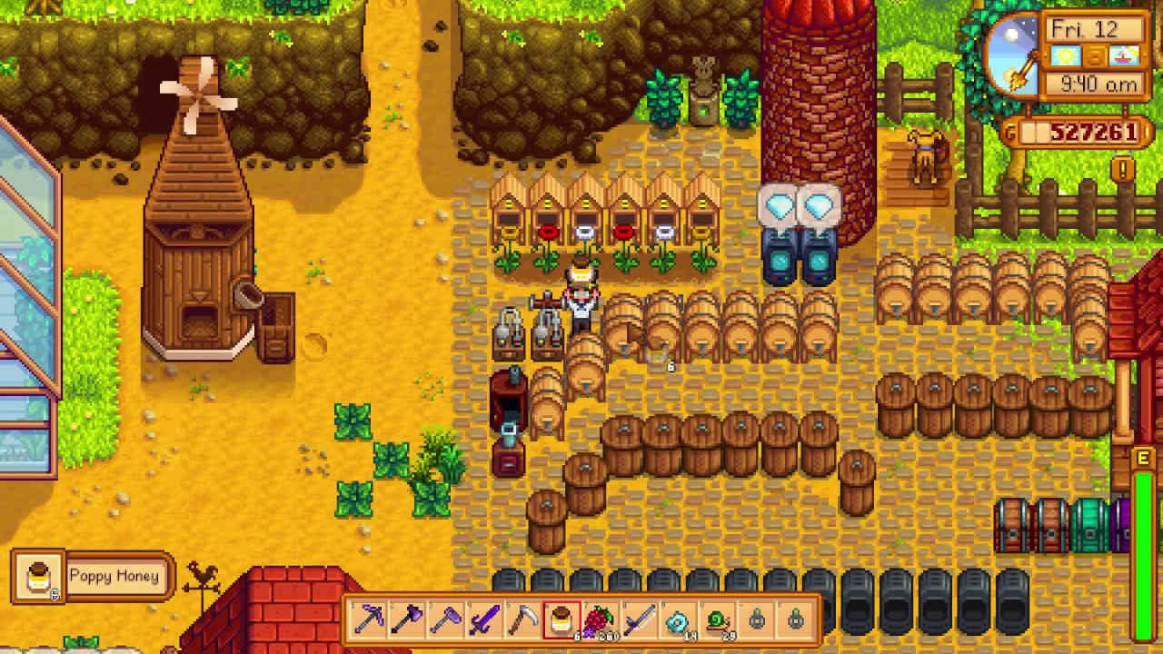 Play Stardew Valley online in a browser | Vortex Cloud Gaming