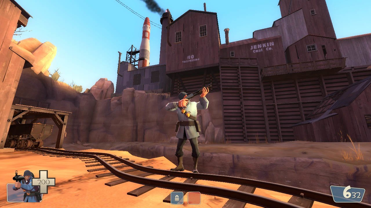 Play in browser - Team Fortress 2 - Vortex