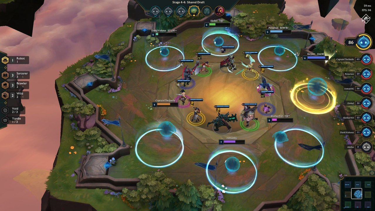 Teamfight Tactics (LoL TFT) screenshot 1