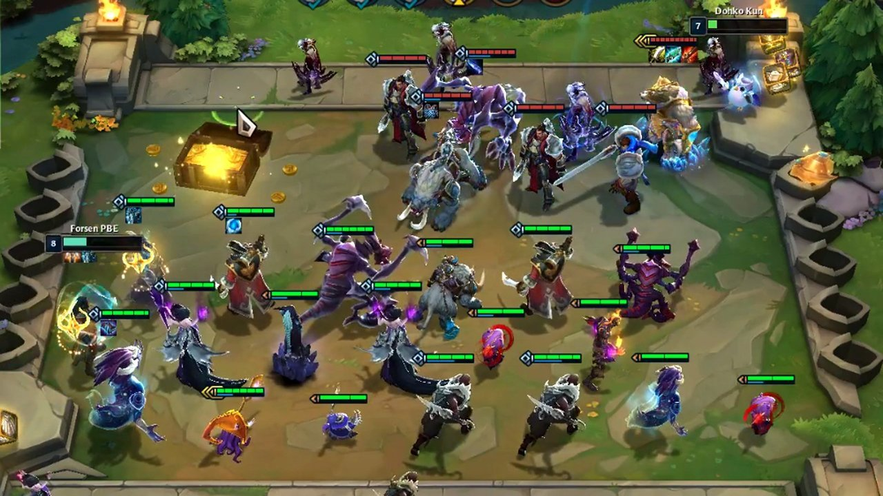 Teamfight Tactics (LoL TFT) screenshot 3